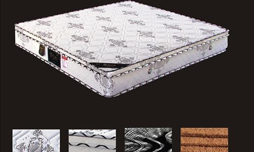 西安椰棕弹簧床垫