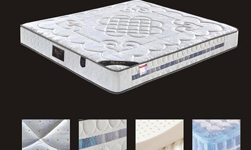 西安天然乳胶床垫
