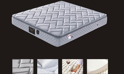慧安硬质棉乳胶床垫