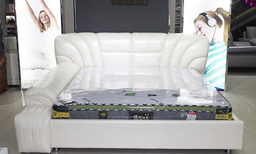 西安真皮軟床