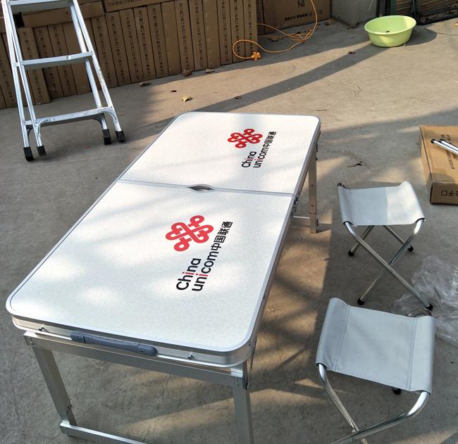 西安展示桌椅