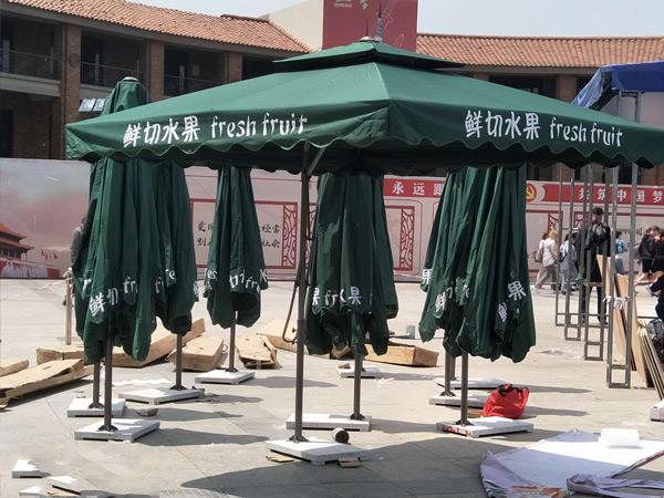西安帐篷太阳伞