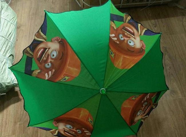 认真思考这么多竟是为了一把礼品伞!