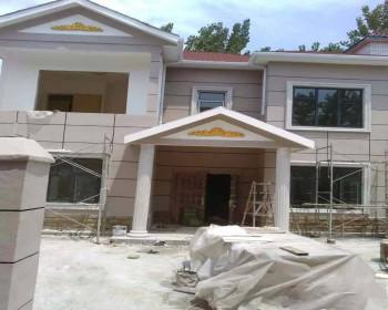 轻钢龙骨别墅自建案例