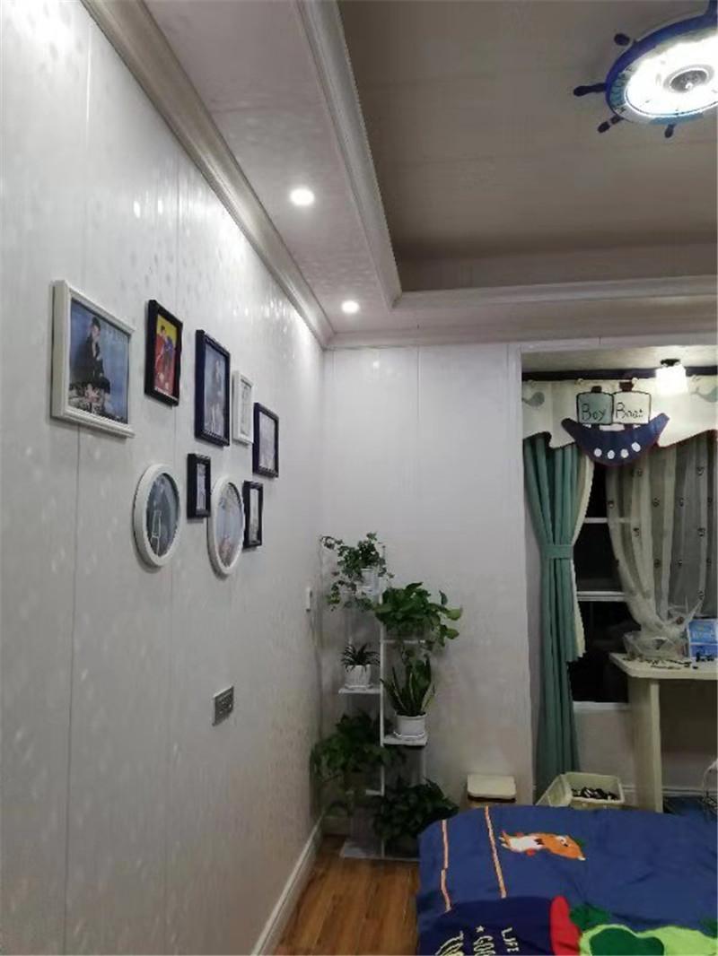 荆州护墙板安装案例