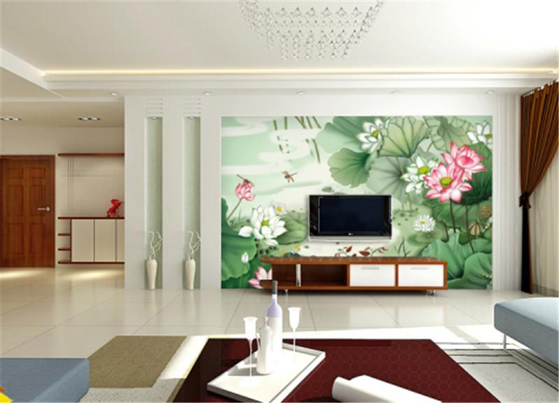 5D背景墙优点