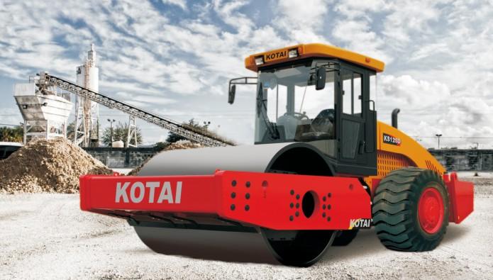 科泰KS125D压路机代理