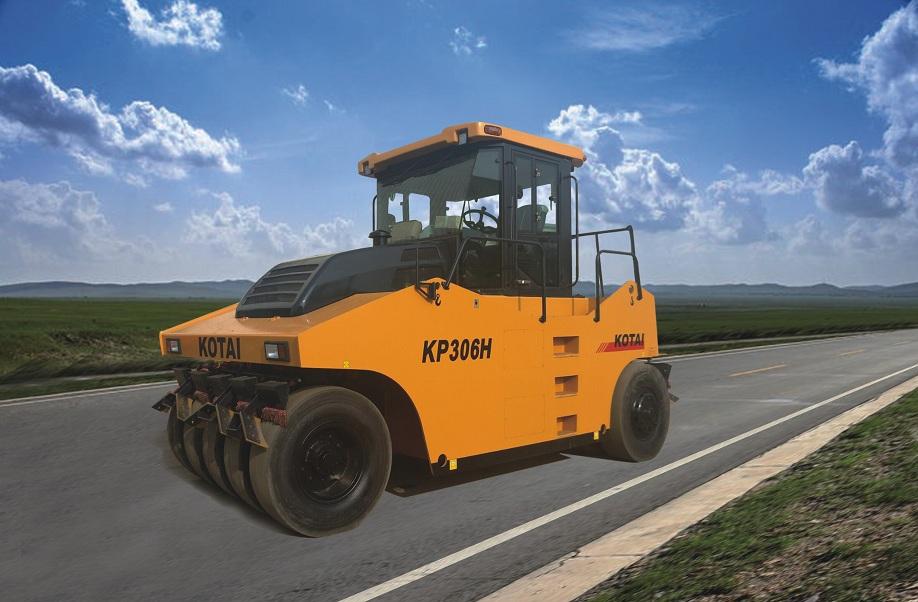 压路机KP306H型