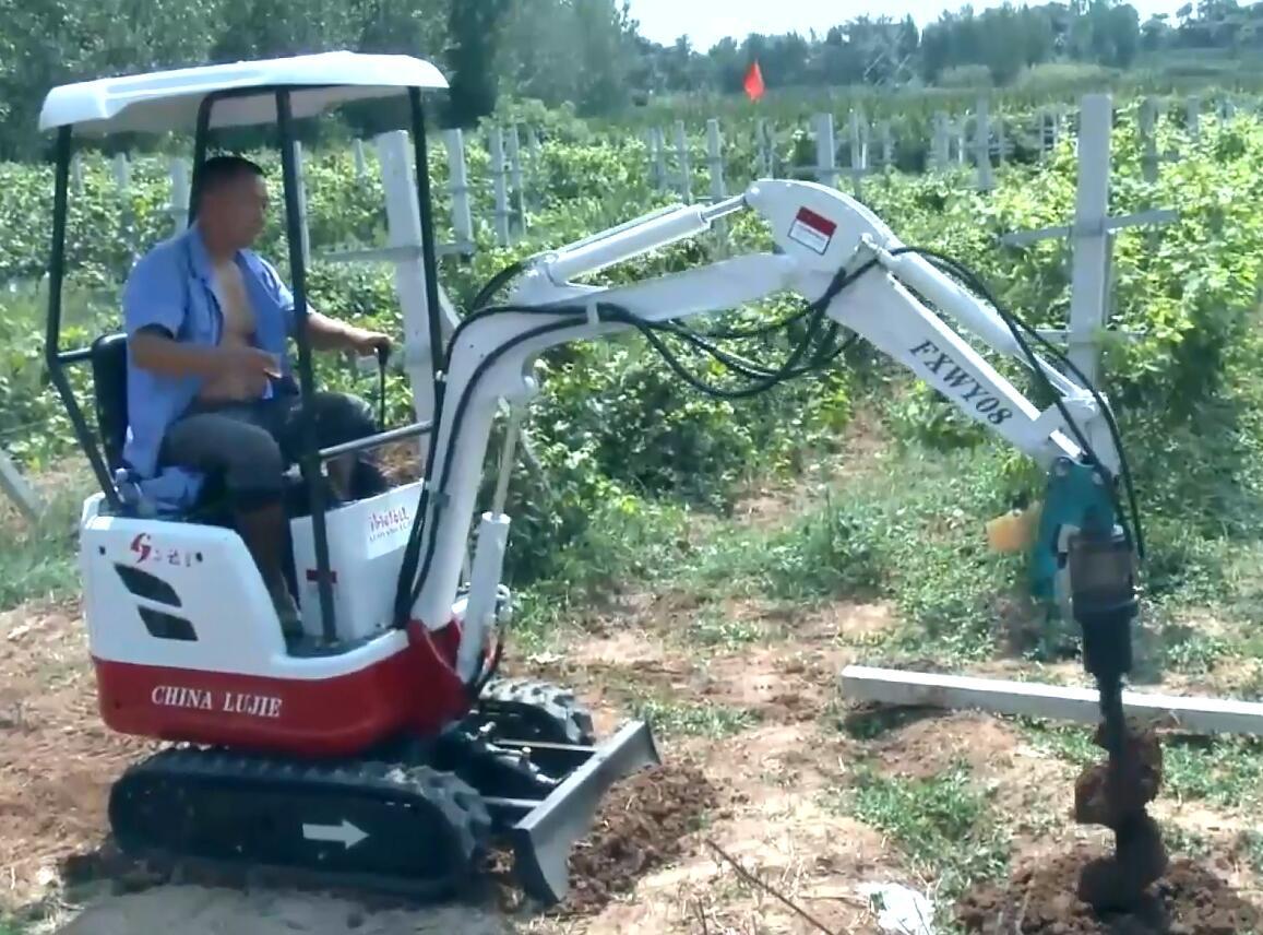 挖掘机保养