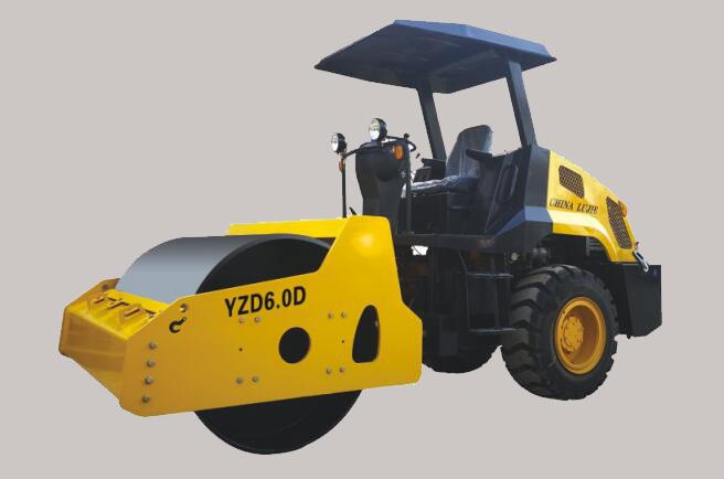 单钢轮震动YZD6.0D