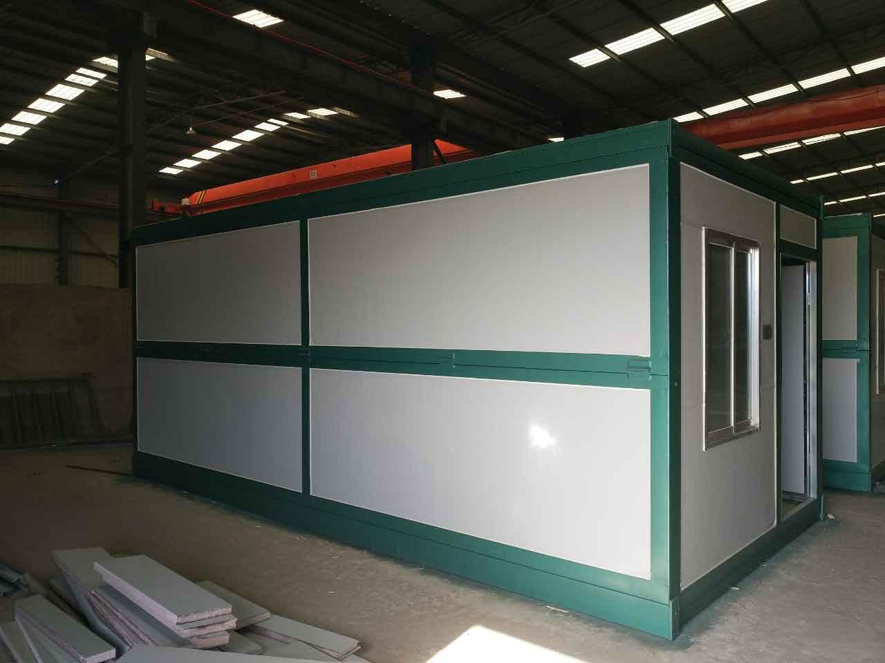 资阳折叠式集装箱