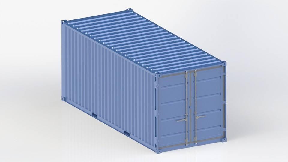 四川集装箱