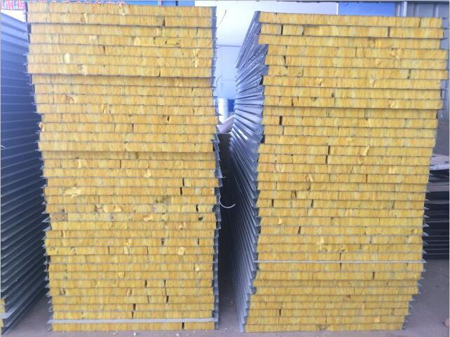四川夹芯板批发--岩棉平板