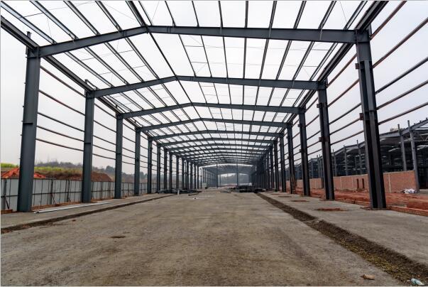 四川钢结构工程--大棚搭建