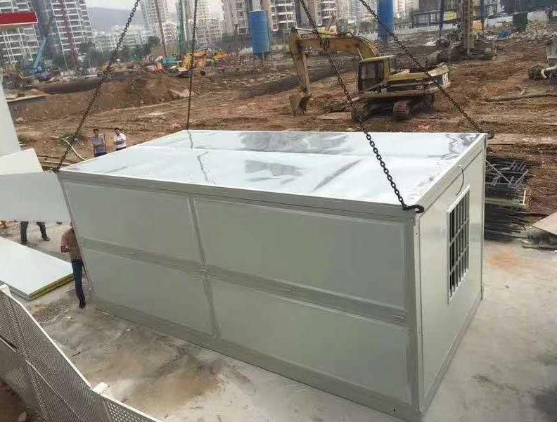 四川折叠式集装箱