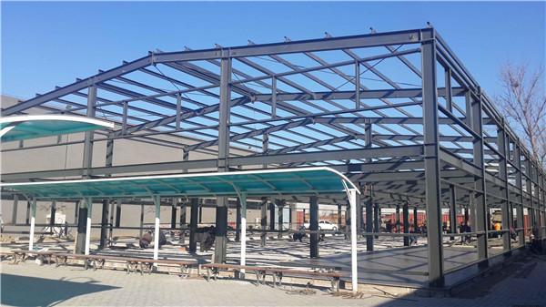 关于四川钢结构工程的那些事儿