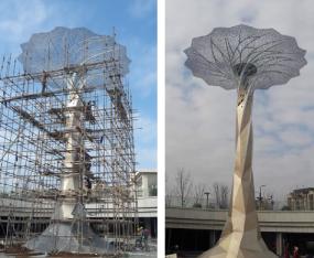 贵阳泉湖公园 -生命之树