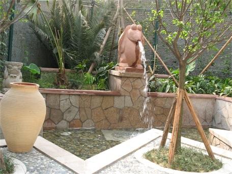 四川仿砂岩雕塑
