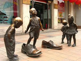 您知道四川铸铜雕塑的铸造过程吗?