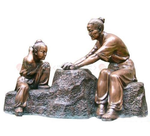 带您了解成都铸铜雕塑维护的4大技巧