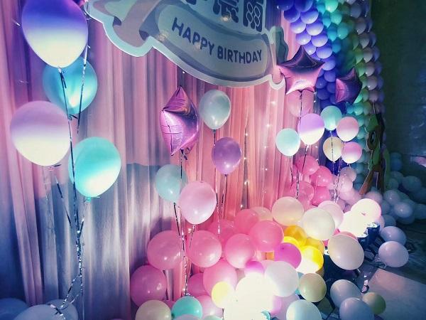 气球主题派对
