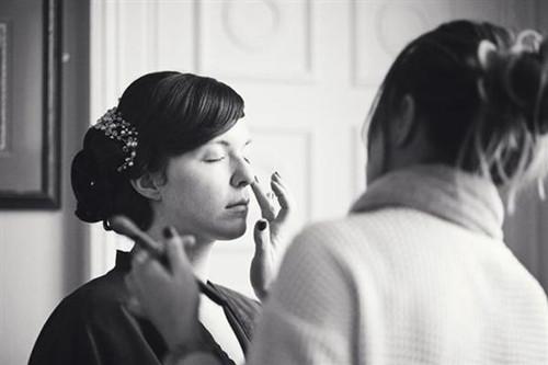 婚礼化妆师