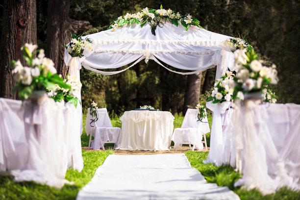 婚礼布置现场的要点