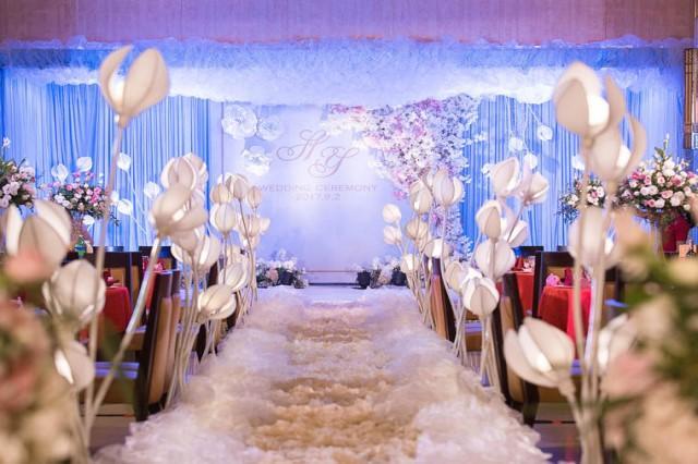 如何设计一场浪漫的婚礼策划方案?