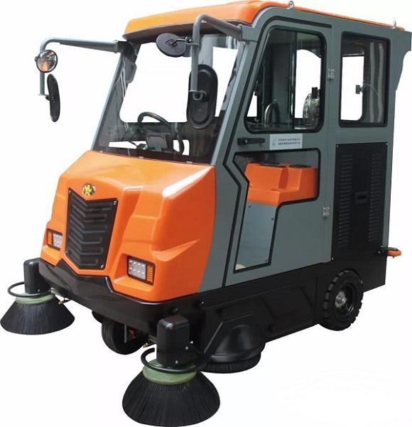 OS-V7电动扫地车