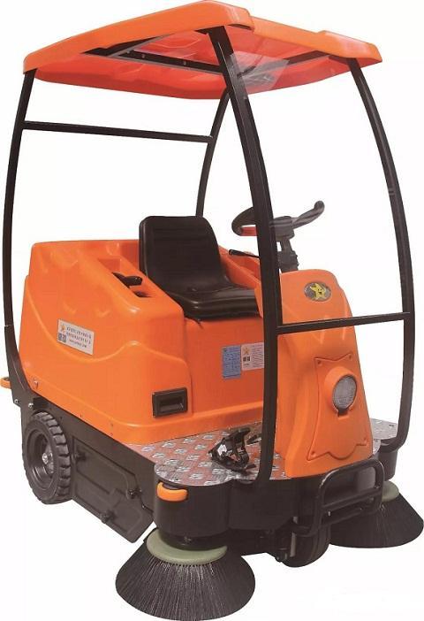 OS-V3中型驾驶式内蒙古扫地车