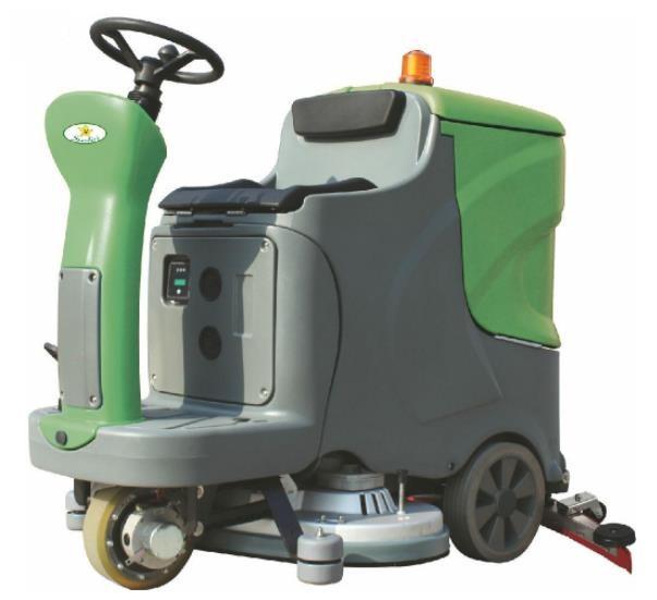 OK-850内蒙古驾驶式洗地机