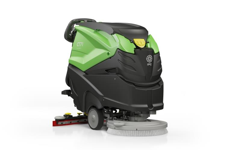 优质手推式洗地机