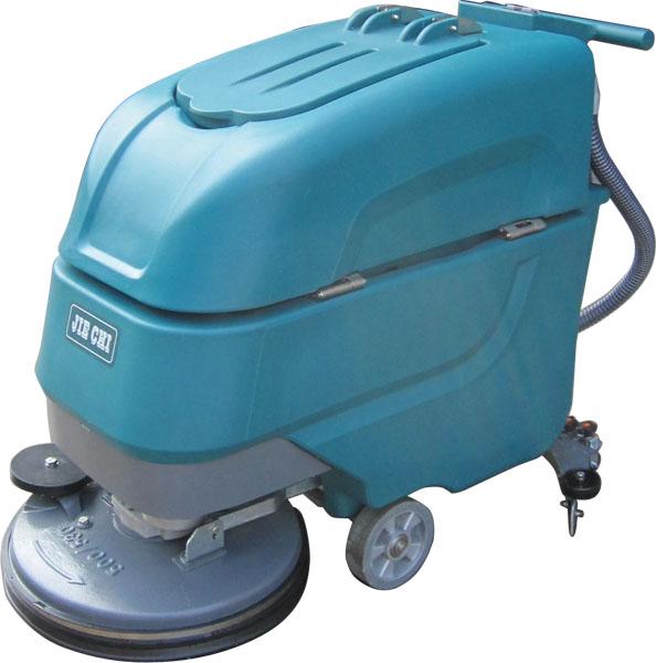 洗地机的清理