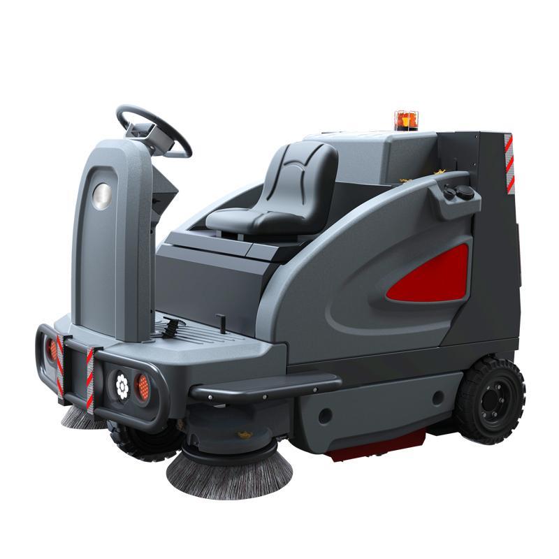 洗地机用途