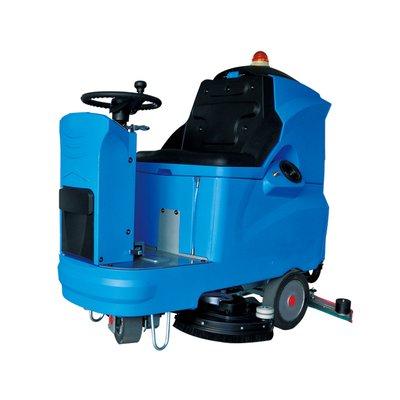 如何提高洗地机的工作效率?