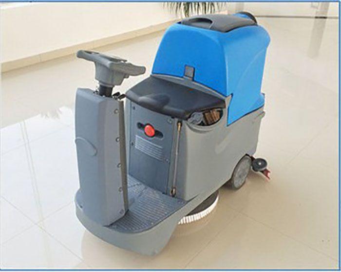 洗地机在工作中电机过热应该如何处理?