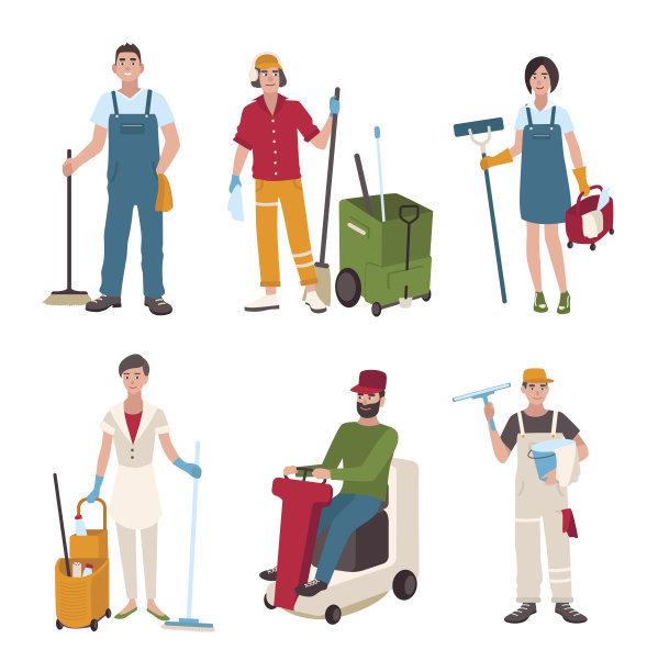 清洁设备采用哪些方式效果好?