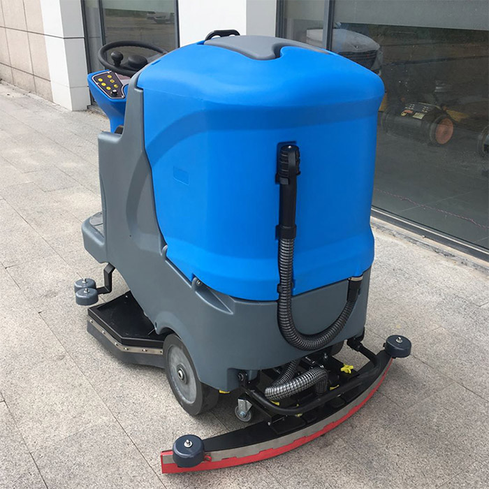 针对水磨石地面洗地机能起到哪些作用?