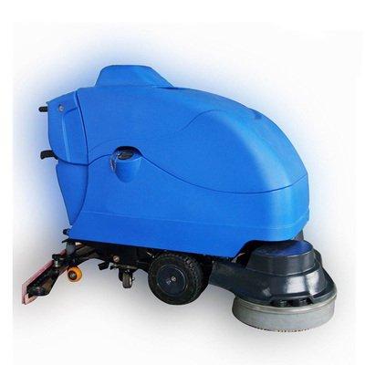 使用洗地机来清洗地面时应注意哪些问题?