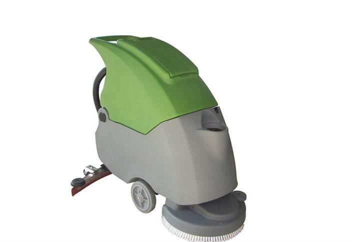 冬季使用洗地机的好处有哪些?