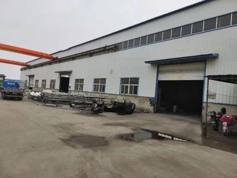 万博manbetx网站钢管厂家聚诚丰润厂房展示