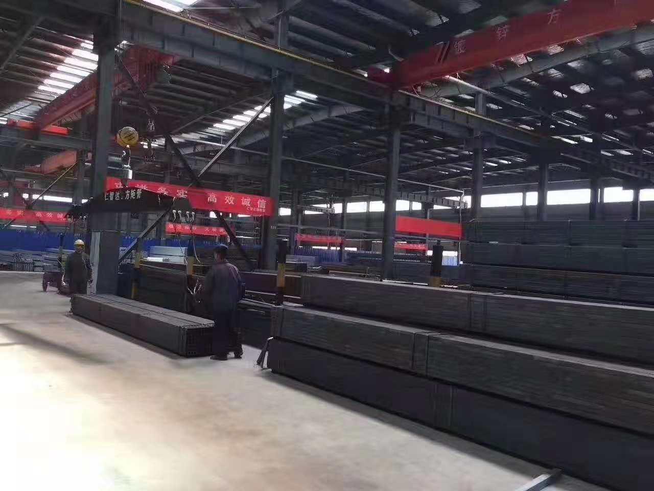 西安焊管厂区展示图