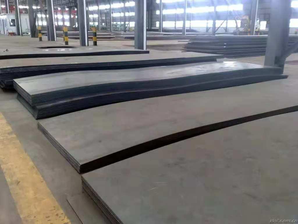 西安钢板制作现场