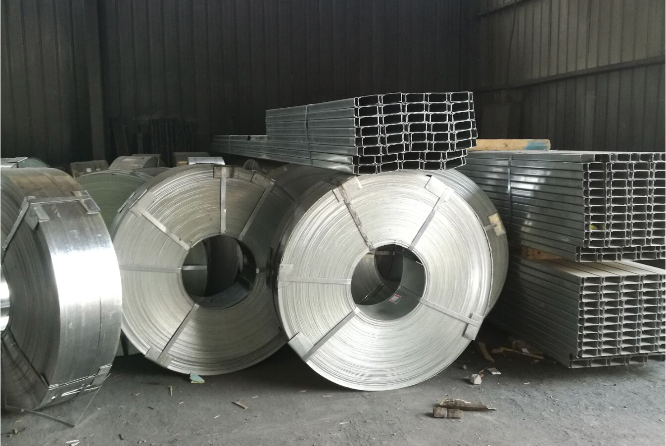 C型钢设备安装的两种方法及C型钢机设备技术知识点概述
