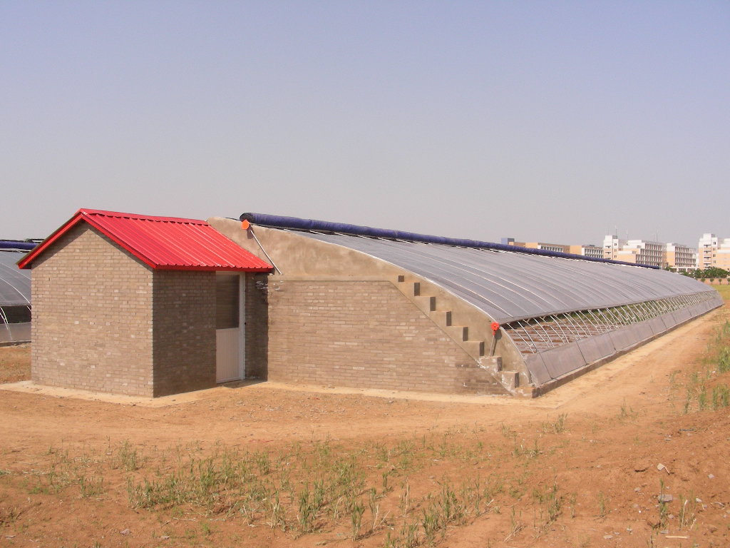 组装式日光温室