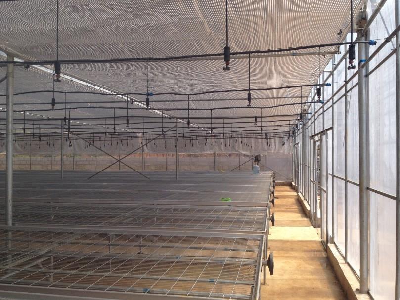 温室节水灌溉系统