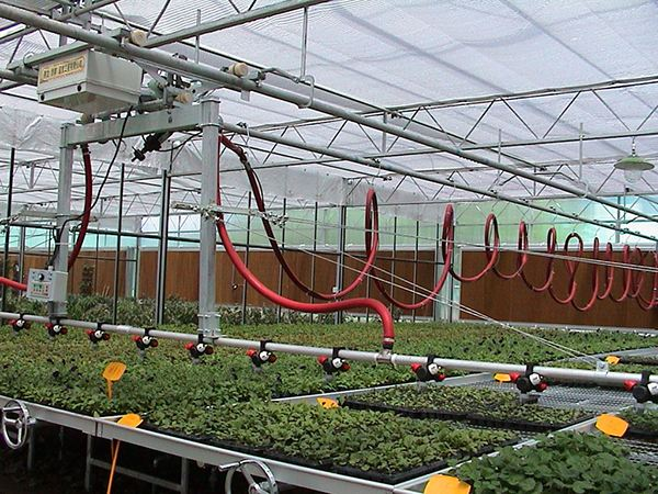 陕西节水灌溉