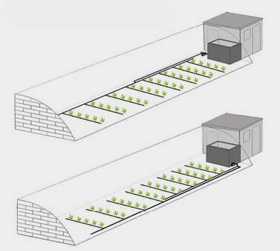 高效节水灌溉-温室滴灌