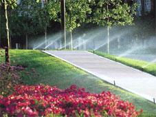 高效节水灌溉-园林灌溉