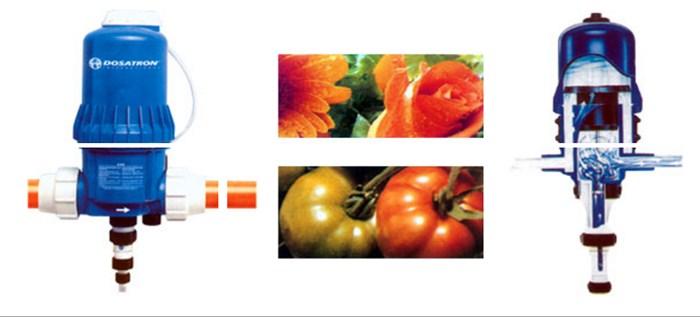 温室节水灌溉施肥设备